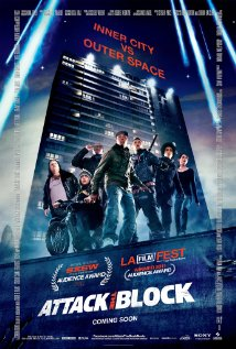Attack the block film
