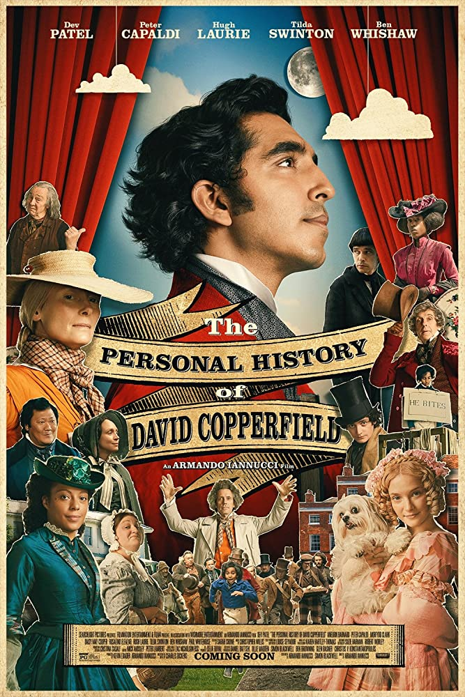 The Personal History of David Copperfield-poster